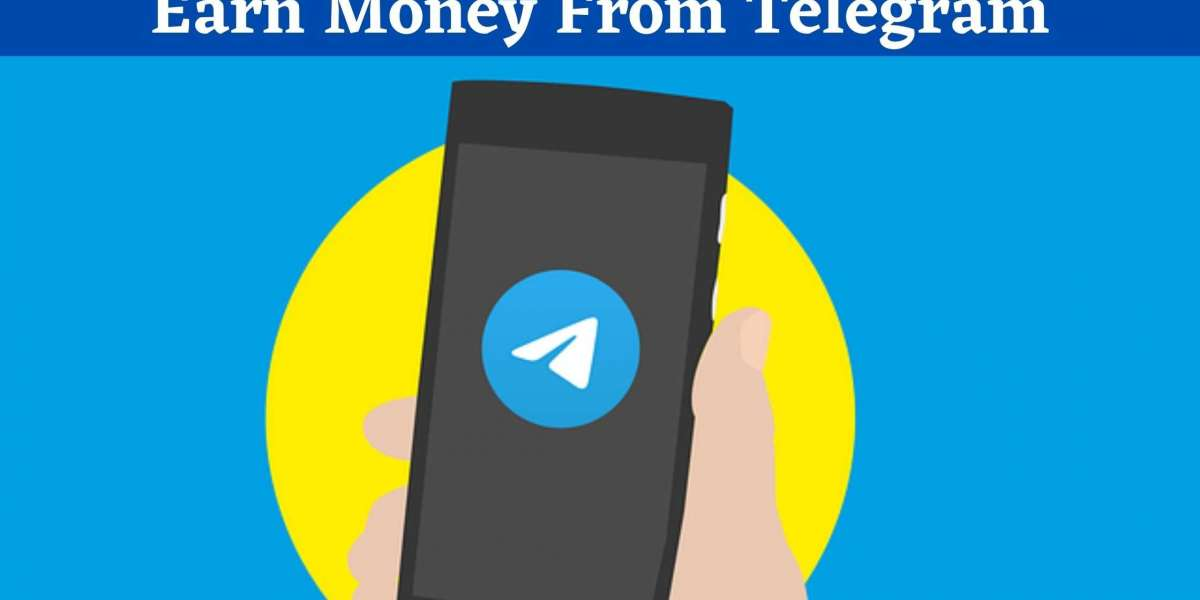 How To Earn Money From Telegram In Hindi