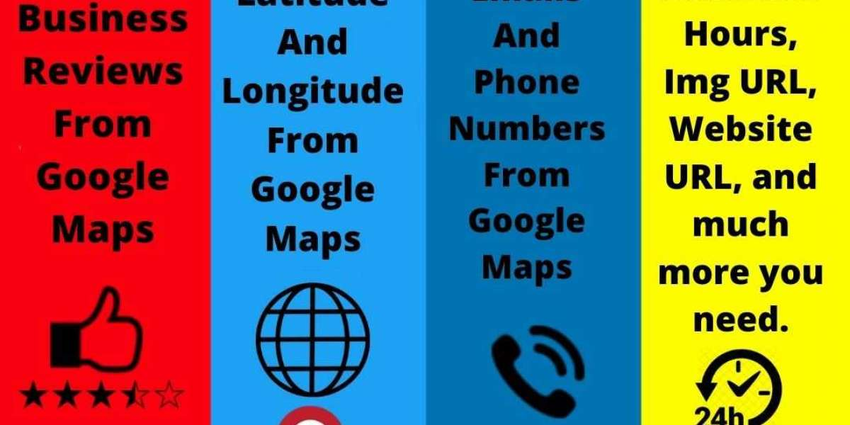 Which Is the Best Scraper to Scrape Email and Phone Numbers from Google Maps?