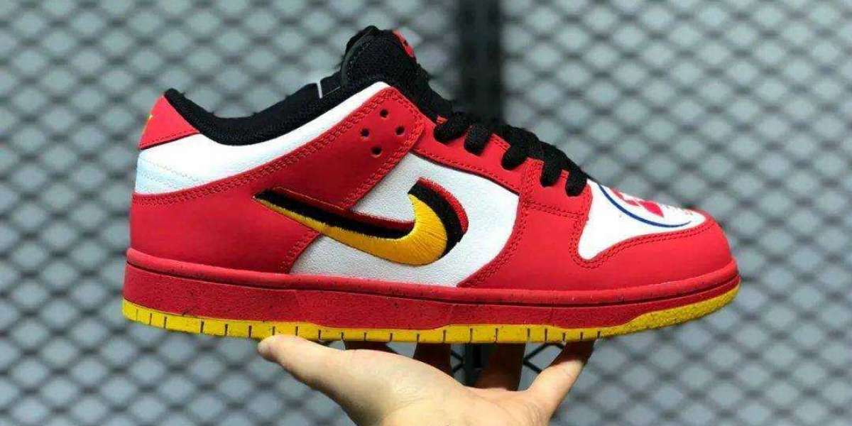 """Nike SB co-branded """"25th Anniversary of Vietnam Factory"""" Special Limited Leakage"""