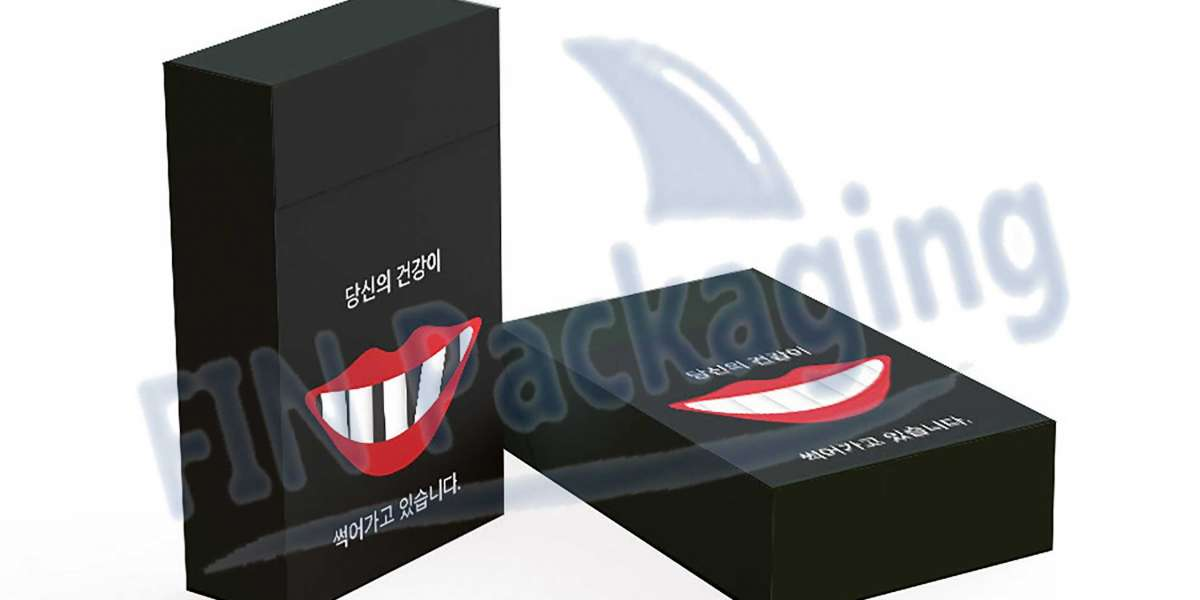 Cigarette Box in USA is manufactured using an advanced technology