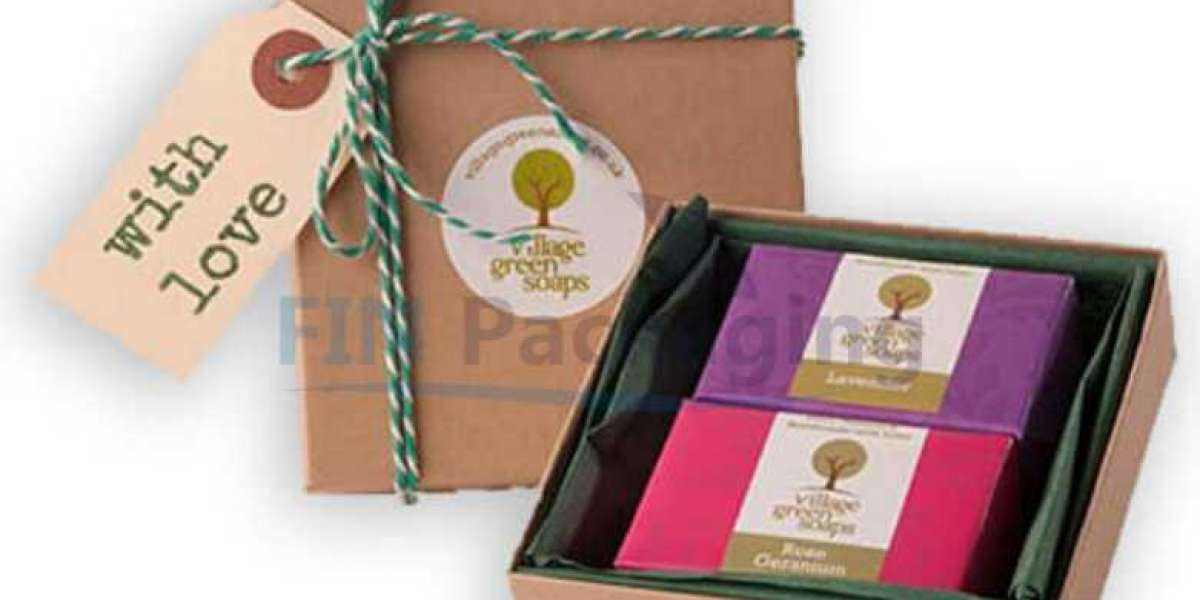 Custom Printed Soap Boxes in USA